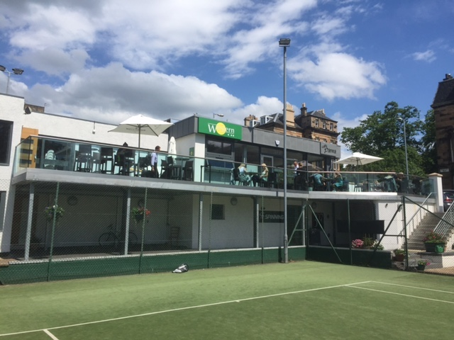 Western health racquets club