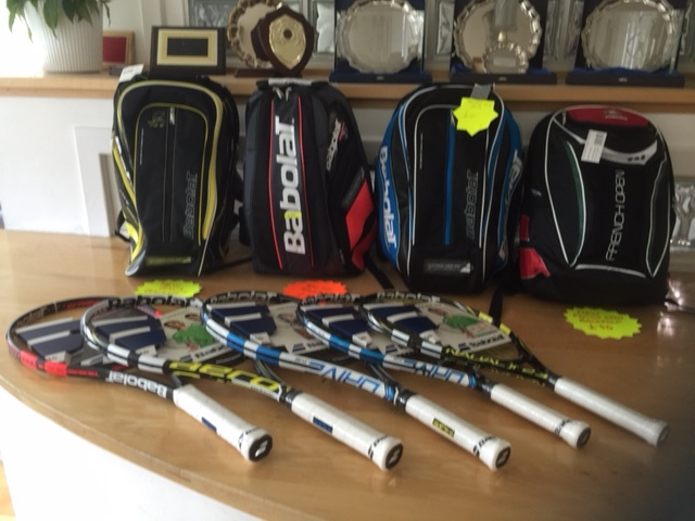Babolat products